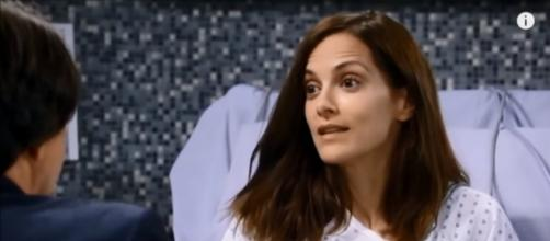 Hayden Barnes on 'General Hospital' (Image via YouTube screengrab)