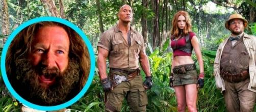Jumanji 2 Title Revealed, First Footage Wows at CinemaCon - movieweb.com