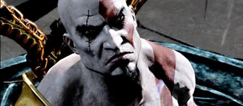 Kratos was best known for his temper in the 'God of War' series (via YouTube/PlayStation)
