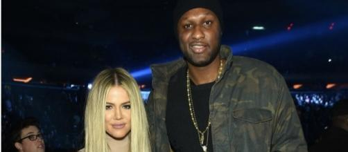 "Lamar Odom is finally ready to move on from his failed marriage with Khloe Kardashian and she is ""so happy."" (via Blasting News library)"