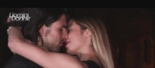 Uomini e Donne, è già crisi per la coppia formata da Luca Onestini e Soleil Sorgè?