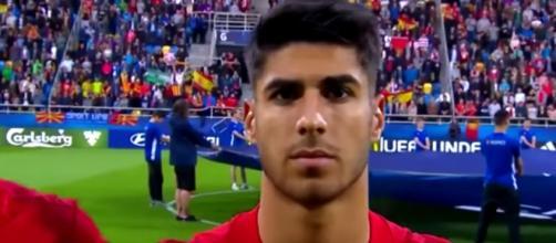 Marco Asensio, Spagna Under 21