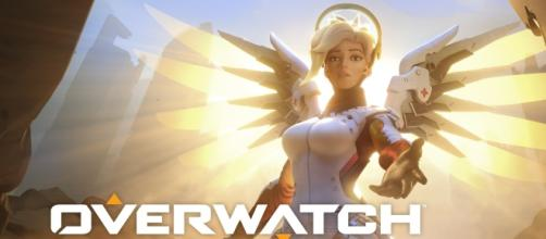"""Mercy's Resurrect in the """"Overwatch"""" PTR no longer works in spawn points (via YouTube/PlayOverwatch)"""