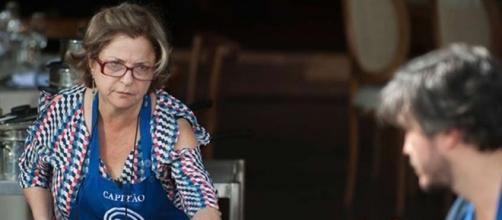 Mirian, umas das participantes menos amadas do Masterchef (foto: divulgação TV Bandeirantes)