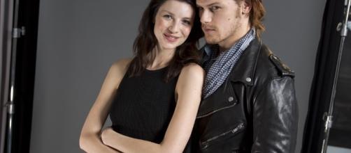 Sam Heughan And Caitriona Balfe Flirt On Twitter While Promising ... - celebrityinsider.org