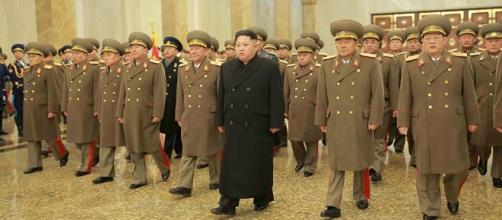 The Pentagon's new military option draft for North Korea is ready to be forwarded Trump. (Image Credit: sputniknews.com)