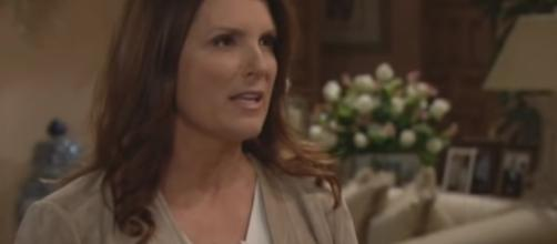 "Sheila Carter is making moves to get Eric back in her arms in ""B&B."" (Screenshot/Soap Operas Youtube)"