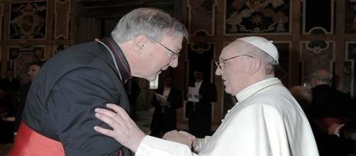 Terceiro mais importante do Vaticano sofre denúncias de abuso sexual. ( Foto: Reprodução)