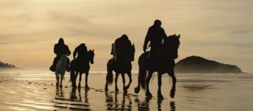WAR FOR THE PLANET OF THE APES Trailer . Image credit Kinocheck International | Youtube
