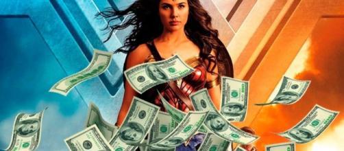 Wonder Woman: Capitan America si congratula per il successo del ... - justnerd.it