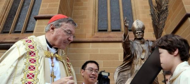 Australian police charge Vatican cardinal with sex offenses (Image credit: ABC News/go.com)