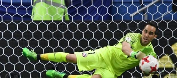 Coupe des Confédérations: Chili-Portugal : 0-0, 3-0