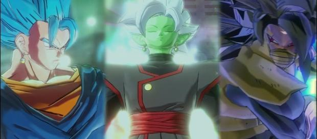 'Dragon Ball Xenoverse 2' DLC4: all attacks, parallel quests'ultimate finish(Anime games Online/YouTube Screenshot)