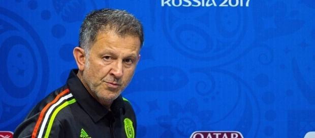 El técnico Juan Carlos Osorio no se confía de la juventud de Alemania