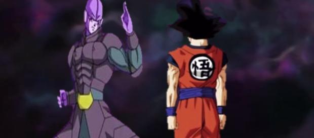 Goku se enfrenta al legendario asesino