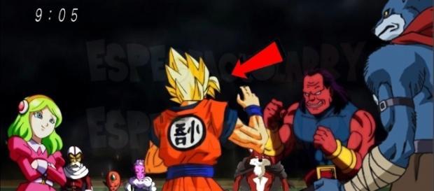 Goku se enfrentará a 8 guerreros al mismo tiempo.