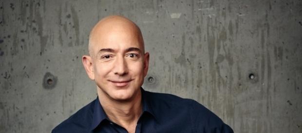 Jeff Bezos was the subject of Trump's morning tweet rant. Photo via Amazon.
