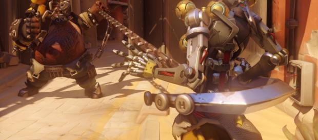 Roadhog from Blizzard's 'Overwatch'. Source: Blizzard Press Center
