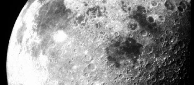 The Moon from Apollo 12 (Courtesy of NASA)