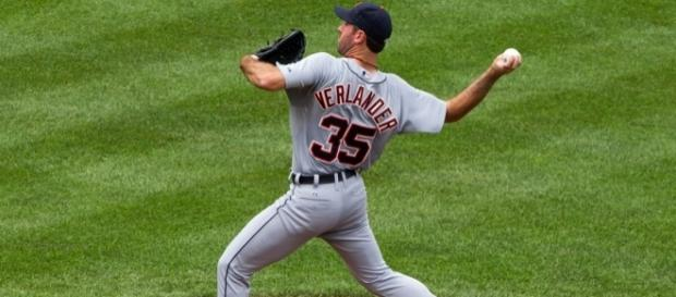 Would the Tigers trade Justin Verlander this July? [Image via Flickr]