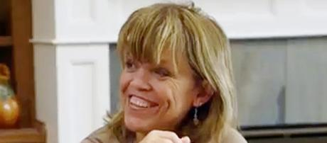 Amy Roloff screenshot from the show