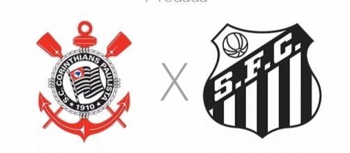 Corinthians e Santos duelam em Itaquera