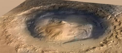 Curiosity Rover Confirms Ancient Lake(s) in Gale Crater on Mars ... - americaspace.com