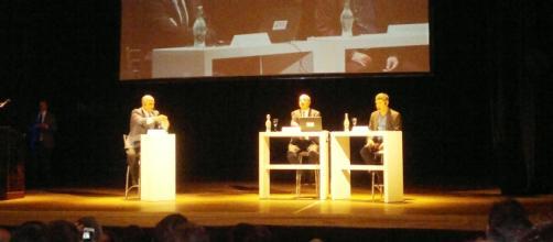 """El escenario de la conferencia de ADEPA y """"La Nueva."""""""