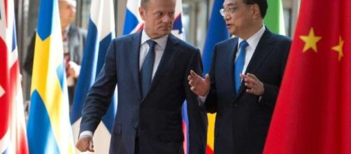 Europe, China join as US climate exit leaves vacuum - Houston ... - houstonchronicle.com