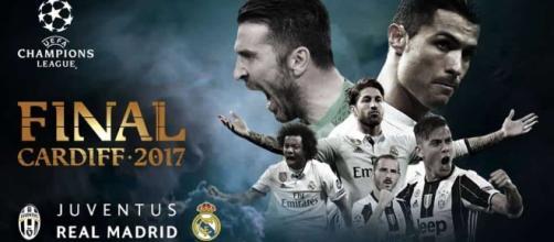 Finale di Champions League, Juventus-Real Madrid in diretta