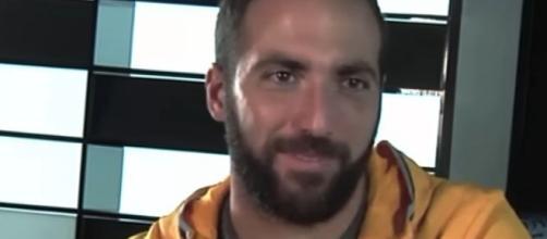 Gonzalo Higuain, attaccante della Juventus