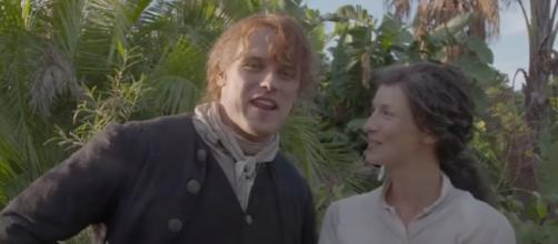 Greetings on World Outlander Day via Italian outlanderday youtube