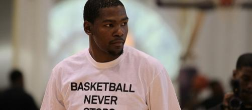 Kevin Durant / Photo via Flickr, Gameface-Photos