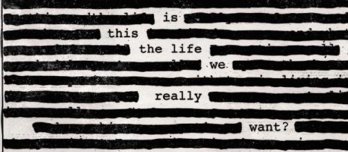 La copertina del nuovo album di Roger Waters