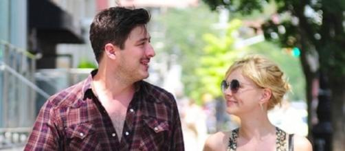 Marcus Mumford and Carey Mulligan may soon be celebrating a second child in the family. --Personal screenshot edit