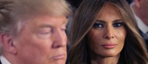 Melania Trump now target of horrendous affair rumors. Photo: Blasting News Library - vanityfair.com