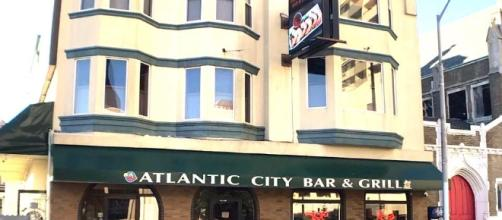 The Atlantic City Bar & Grill 1219 Pacific Avenue, Atlantic City, NJ 08401 ( Photo credit myself )