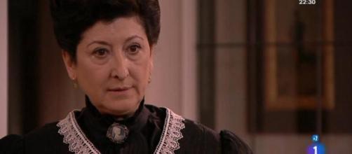 Ursula Dicenta, l'istitutrice di Cayetana Sotelo Ruz