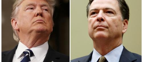 Will Trump block Comey testimony? White House does not know yet ... - nsjonline.com