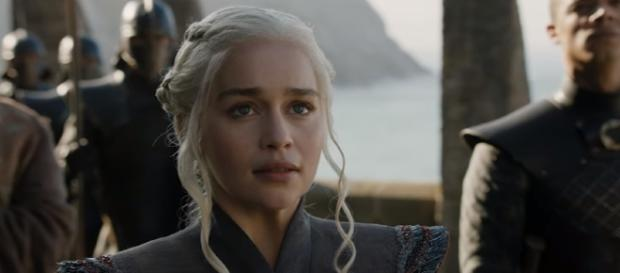 'Game of Thrones' returns next month [Image via YT screenshot]