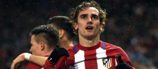 Griezmann réaffirme son attachement à l'Atlético et milite pour l ... - eurosport.fr