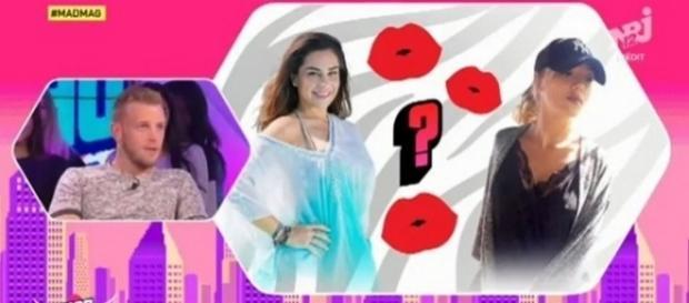 Jordan compare les baisers de Milla Jasmine et de Barbara Lune