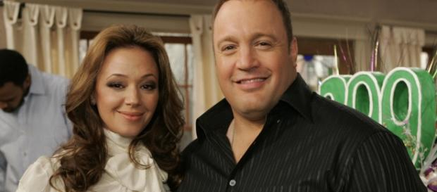 Leah Remini to Reunite With Kevin James in 'Kevin Can Wait' Finale ... - variety.com