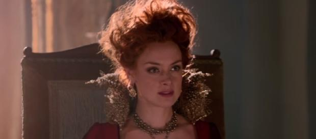 Learn more about Elizabeth I from 'Reign' [Image via YT Screenshot]