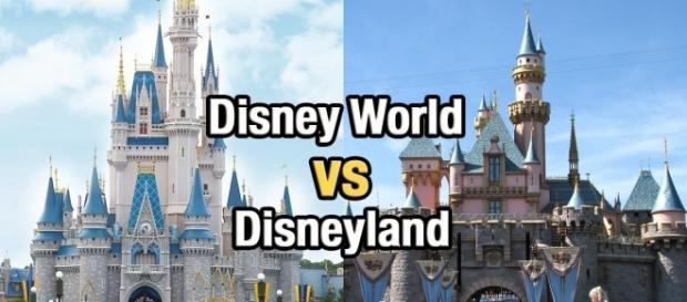 Major Differences between Disney World and Disneyland - Photo: Blasting News Library - disneyfanatic.com