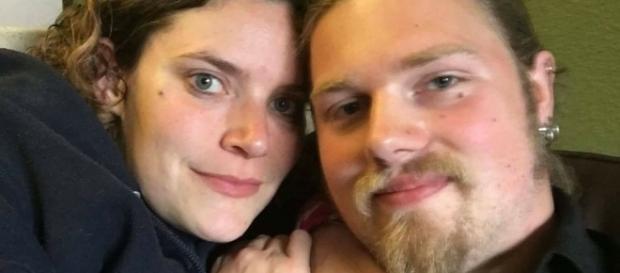 Noah and Rhain got engaged. -AlaskanFrauds/Facebook