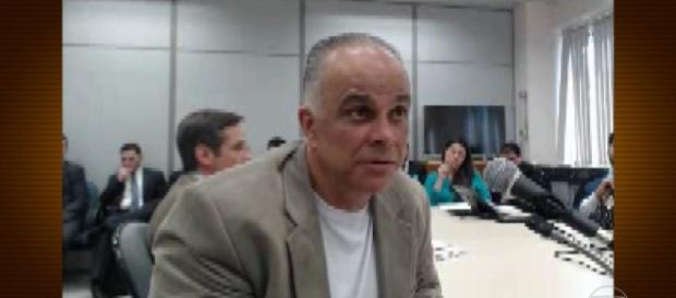 Operador do esquema do Mensalão, Marcos Valério, se referiu ao ex-presidente Lula em relação à suposta denúncia de empresário