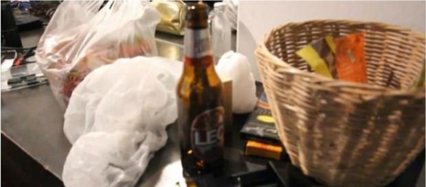 Polícia encontrou álcool e comida no quarto de hotel