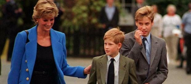 Prince William And Prince Harry Just Commissioned A Statue Of ... - pinterest.com