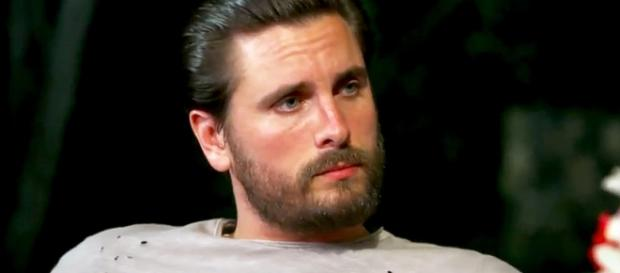 Scott Disick screenshot from recent episode